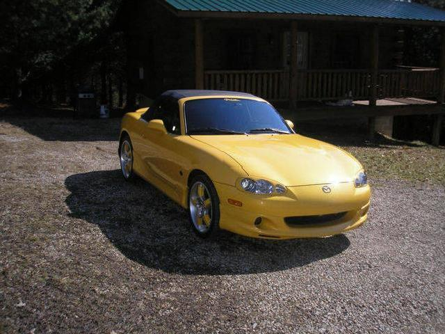 <strong>2002</strong> <strong>Mazda</strong> <strong>Miata</strong> Mx 5 <strong>Se</strong> Edition Supercharged
