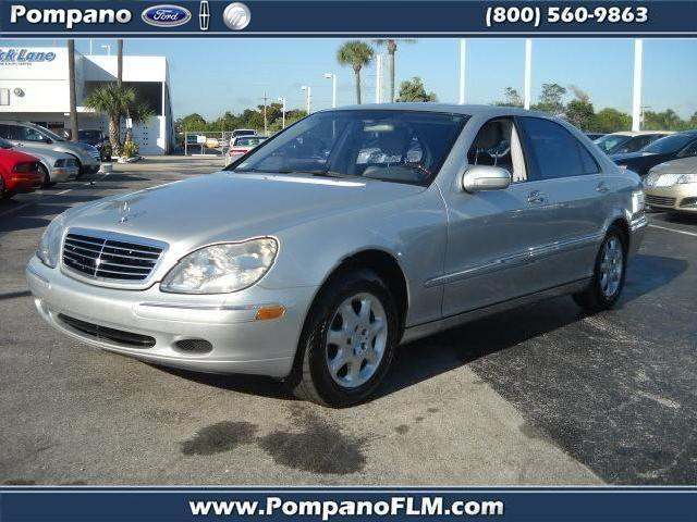 2002 mercedes benz used cars in pompano beach mitula cars for Pompano mercedes benz dealership