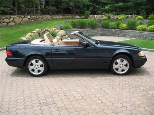 2002 sl500 mercedes benz used cars mitula cars for Mercedes benz new haven