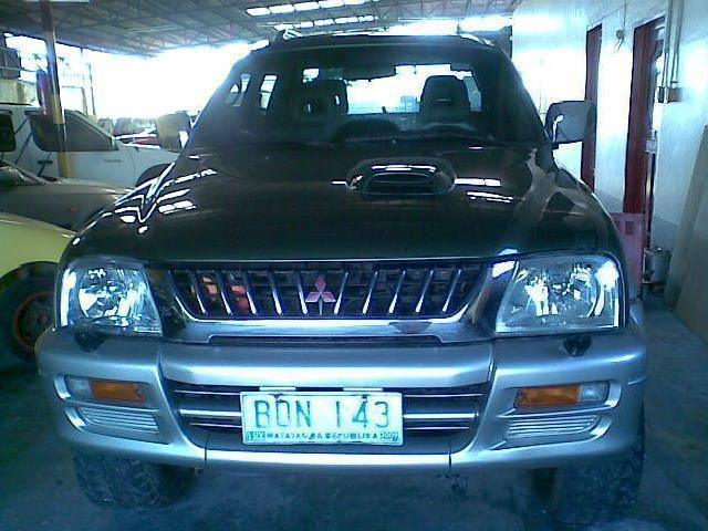 2002 Mits. Strada 4x4, New Big Tires *sold Already 1 Day Lang*p550 Neg