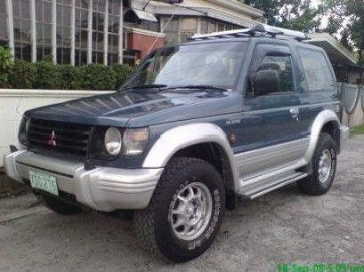 2002 Mitsubishi Pajero 3 Door 4x4 A/t Repriced!