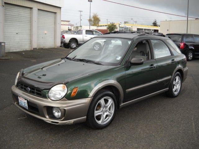 subaru impreza outback sport 2002 seattle mitula cars. Black Bedroom Furniture Sets. Home Design Ideas
