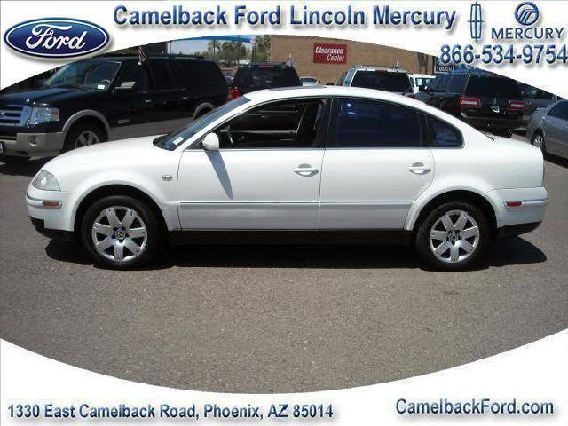 2002 Volkswagen Passat For Used Cars In Phoenix Mitula Cars