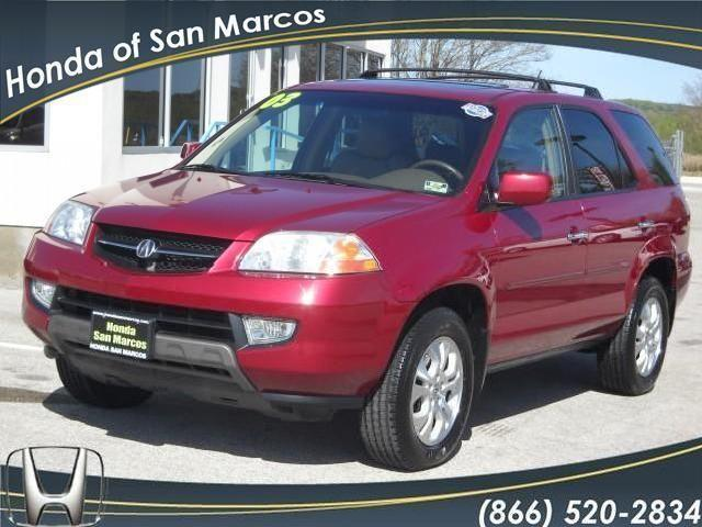 Acura mdx 2003 san anselmo mitula cars for Honda dealership san marcos