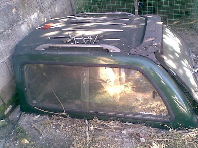 2003 carryboy campershell for l200 strada pickup p22k neg complete and intact