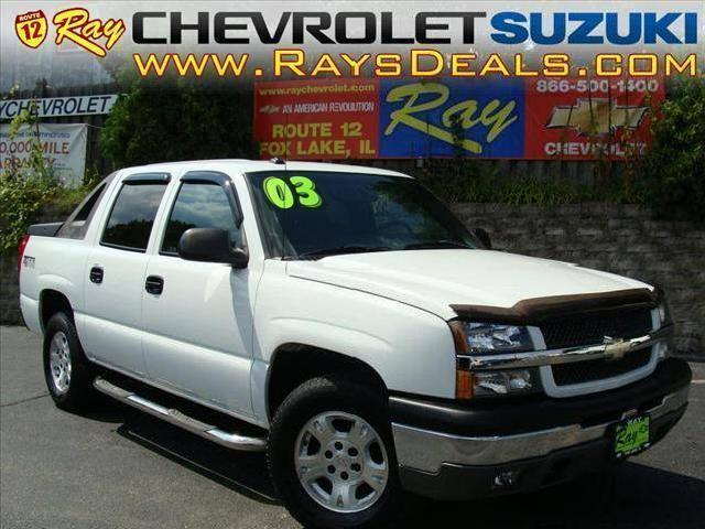Chevrolet Avalanche Used Cars in Fox Lake Mitula Cars