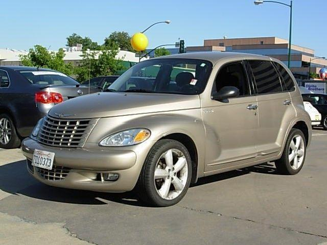 picture of 2004 chrysler pt cruiser touring exterior