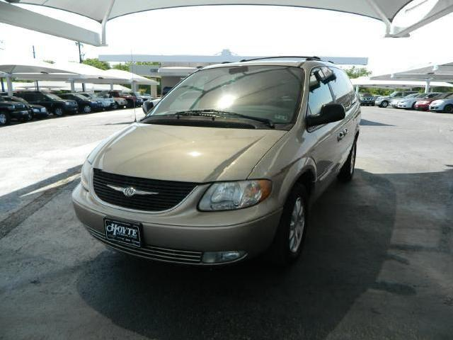2003 chrysler town country lxi mitula cars. Black Bedroom Furniture Sets. Home Design Ideas