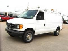 2003 ford 250 and econoline 250 cargo van for sale