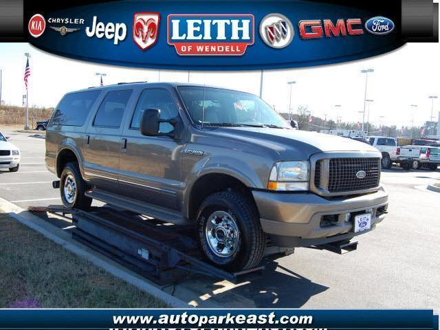 2005 Ford Excursion Used Cars in Wendell - Mitula Cars