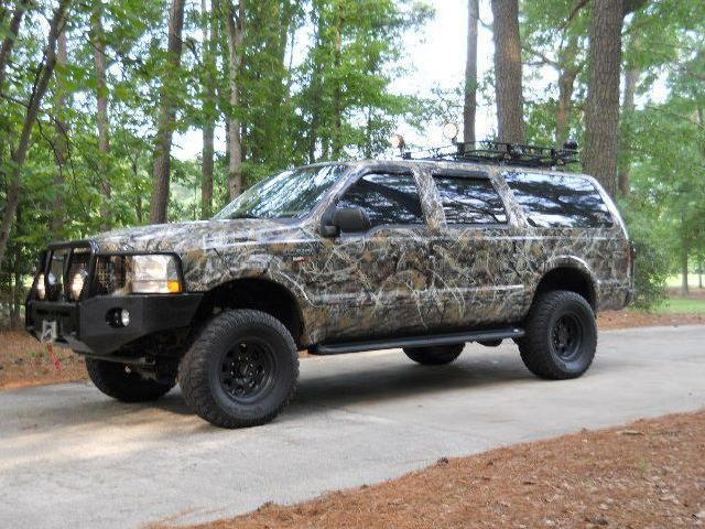 Ford Excursion South Carolina 13 Diesel Ford Excursion