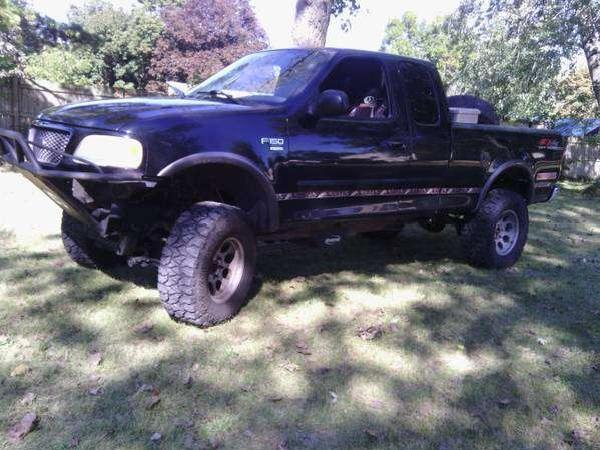 Lifted 2015 F150 >> Lifted 2003 ford f150   Mitula Cars
