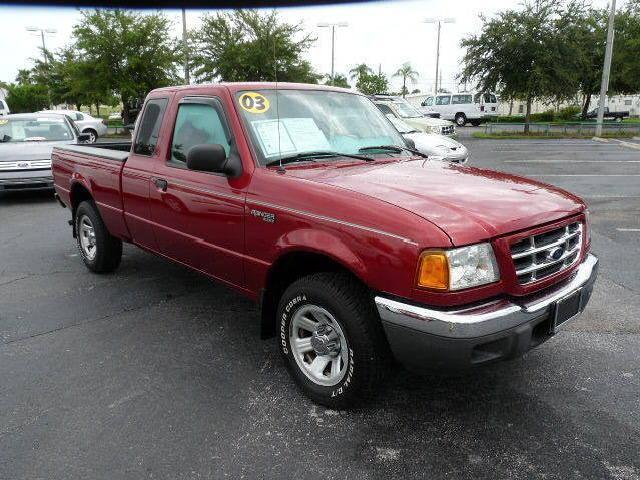 2003 ford ranger extended cab ac power