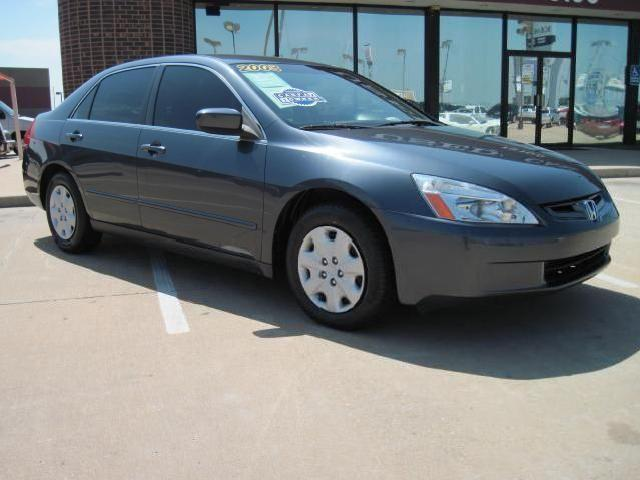 honda accord lx 2003 oklahoma city mitula cars. Black Bedroom Furniture Sets. Home Design Ideas