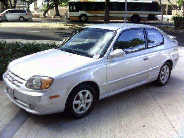 hyundai accent gl used cars in hawaii mitula cars. Black Bedroom Furniture Sets. Home Design Ideas