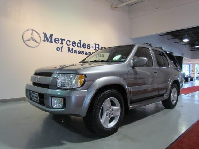2003 Infiniti Qx4 Luxury Suv With Pictures Mitula Cars