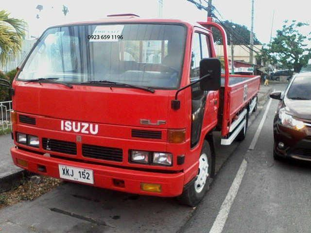 2003 isuzu elf dropside npr wide body soldsold
