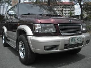2003 Isuzu Trooper Skyroof Automatic