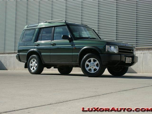 2003 Land Rover Discovery 4dr Wgn S