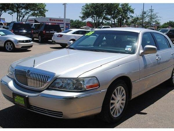 2003 lincoln used cars in lubbock mitula cars. Black Bedroom Furniture Sets. Home Design Ideas