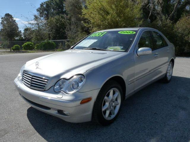 Mercedes benz c class 2003 clearwater mitula cars for Clearwater mercedes benz