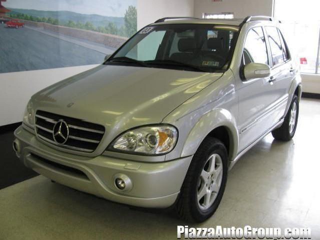 Mercedes benz m class 4 door reading mitula cars for Mercedes benz of reading