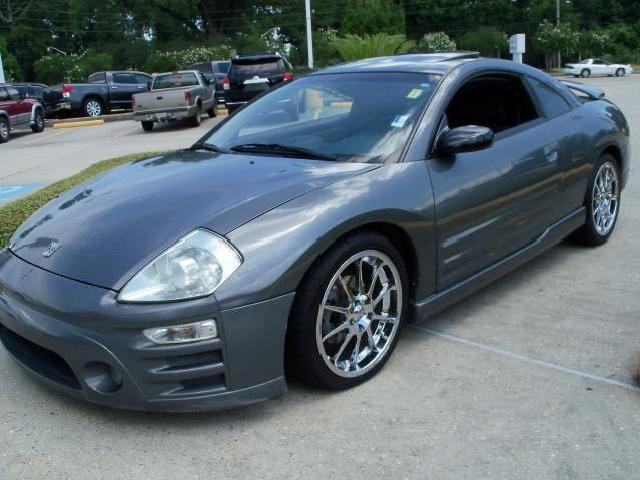 2003 Mitsubishi Eclipse Gts submited images.
