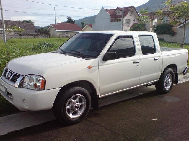 nissan frontier used cars in batangas mitula cars. Black Bedroom Furniture Sets. Home Design Ideas