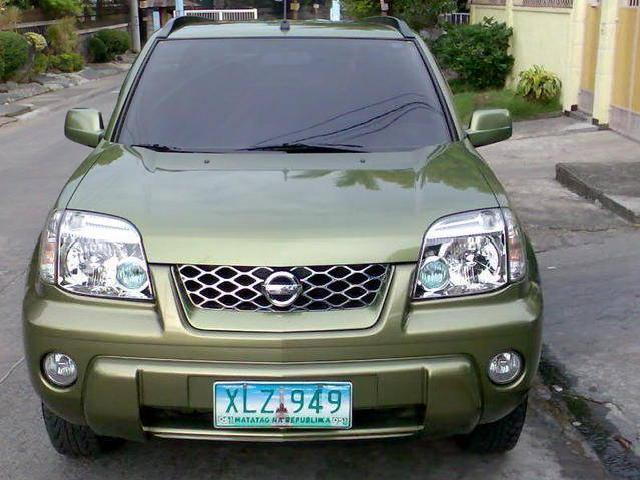 nissan x trail green metro manila mitula cars. Black Bedroom Furniture Sets. Home Design Ideas