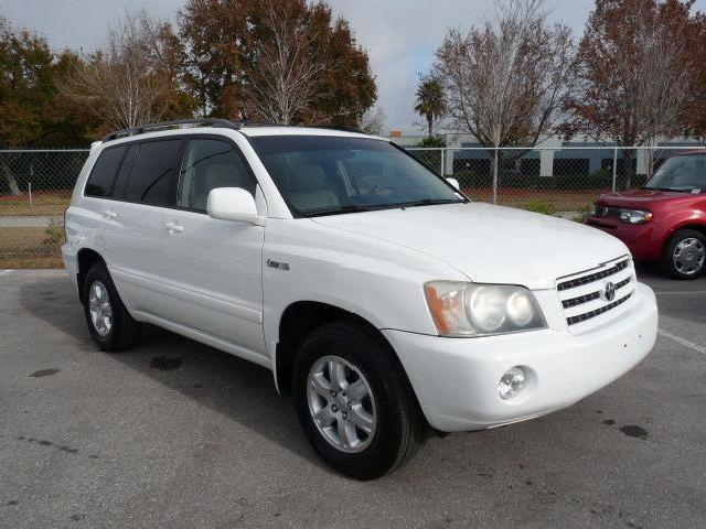 2003 Toyota Highlander Used Cars In Tampa Mitula Cars