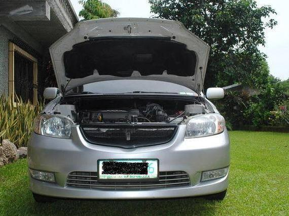 2003 toyota vios 1 5g loaded and super fresh