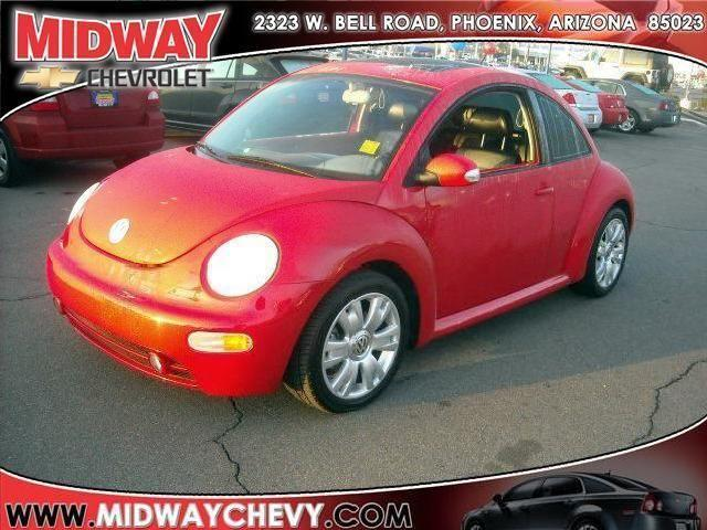 Volkswagen New Beetle 2003 Point Roberts Mitula Cars