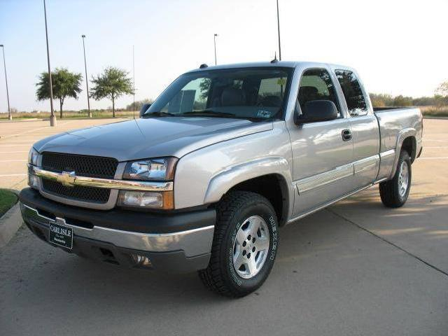 2004 chevrolet 4x4 extended cab z71 mitula cars. Black Bedroom Furniture Sets. Home Design Ideas