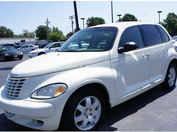 2007 Chrysler Pt Cruiser Used Cars In Midwest City