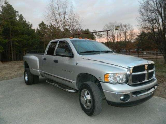 2004 dodge ram 3500 diesel 4x4 dually mitula cars. Black Bedroom Furniture Sets. Home Design Ideas