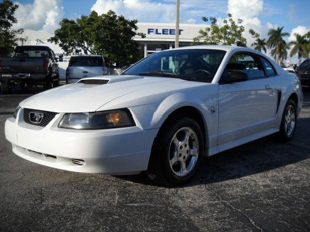 Coupe 2004 Mustang 40th Anniversary Edition