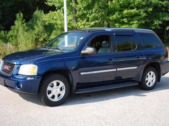 2004 gmc envoy xuv manual