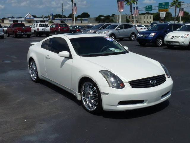 2004 infiniti g35 coupe manual
