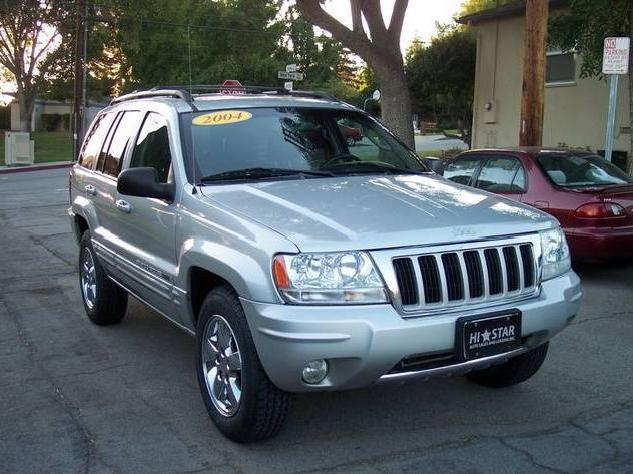 automatic 2004 jeep grand cherokee limited used cars in california mitula cars. Black Bedroom Furniture Sets. Home Design Ideas