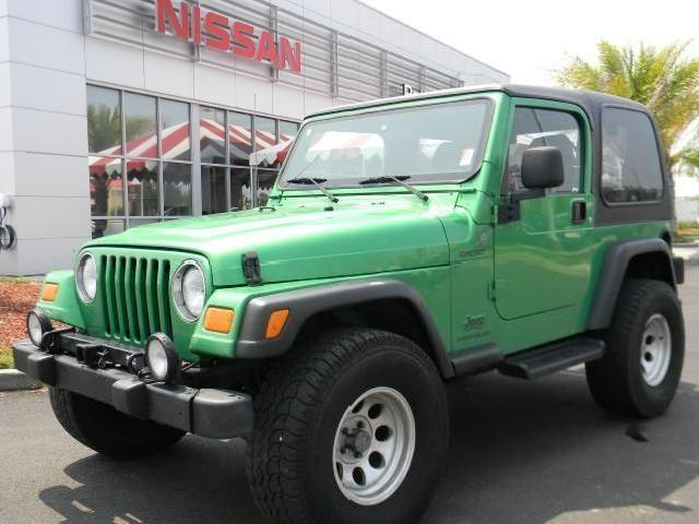2004 <strong>Jeep</strong> <strong>Wrangler</strong>