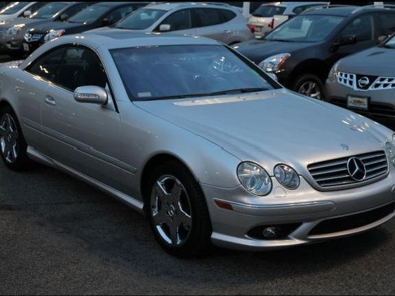 Mercedes benz cl class used cars in huntington beach for 2004 mercedes benz cl class