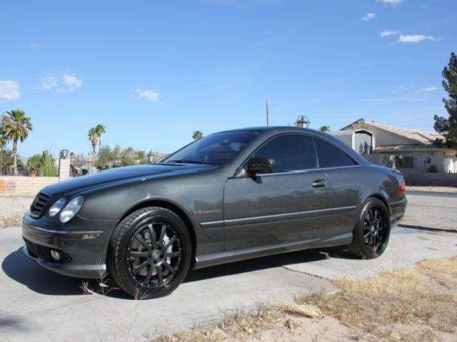 Mercedes benz cl class used cars in reno mitula cars for 2004 mercedes benz cl class