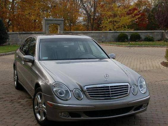 Mercedes benz e class fairfield 20 2004 mercedes benz e for Mercedes benz fairfield