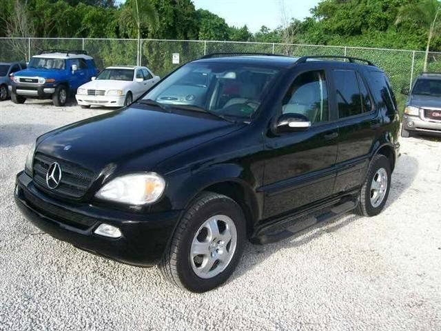 2004 mercedes benz used cars in lake worth mitula cars for 2004 mercedes benz m class
