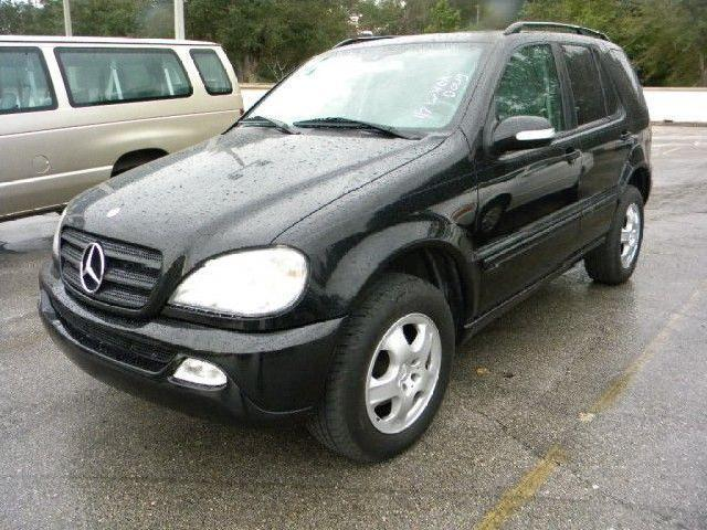 2004 mercedes benz m class used cars in sanford mitula cars for 2004 mercedes benz ml350 4matic