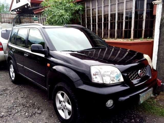 black 2004 nissan xtrail used cars mitula cars. Black Bedroom Furniture Sets. Home Design Ideas