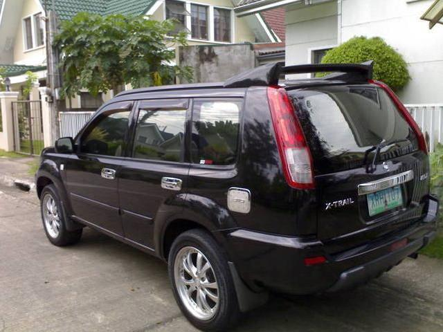 nissan x trail 2004 laguna mitula cars. Black Bedroom Furniture Sets. Home Design Ideas