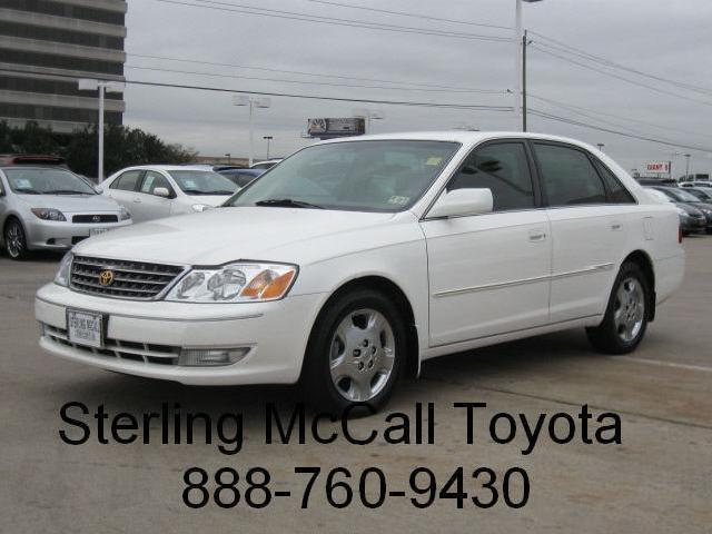 2004 Toyota Avalon Used Cars In Houston Mitula Cars