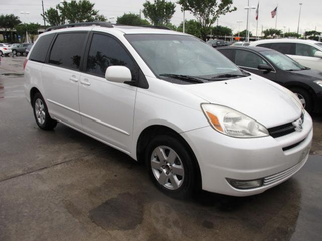 toyota sienna xle white houston mitula cars. Black Bedroom Furniture Sets. Home Design Ideas