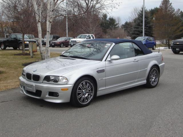 2005 bmw 3 series m3 2dr convertible. Cars Review. Best American Auto & Cars Review